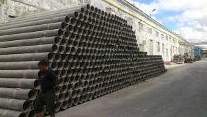 фц трубы склад готовой продукции. Трубы любого диаметра и толщины.
